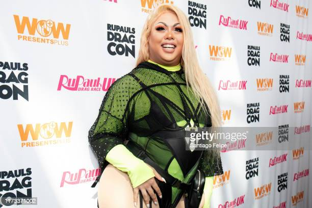 Sum Ting Wong attends RuPaul's DragCon 2019 at The Jacob K Javits Convention Center on September 08 2019 in New York City