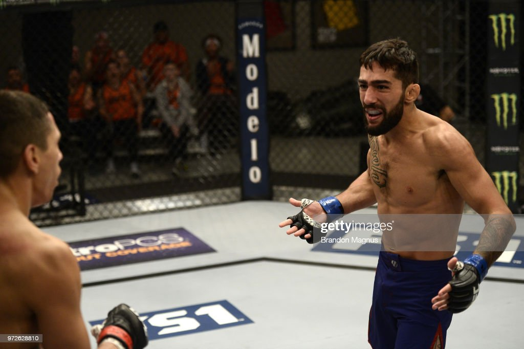 The Ultimate Fighter: Undefeated : Nieuwsfoto's