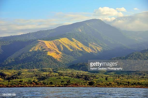 Sumbawa Island Volcano