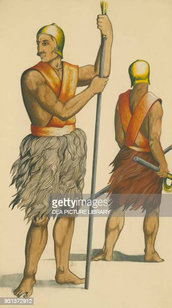 Sumerian soldiers drawing Sumerian civilization 40001500 BC
