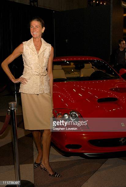 Sumers Farkas during The 2003 Gala Preview of the New York International Auto Show at The Jacob Javits Center in New York City NY United States