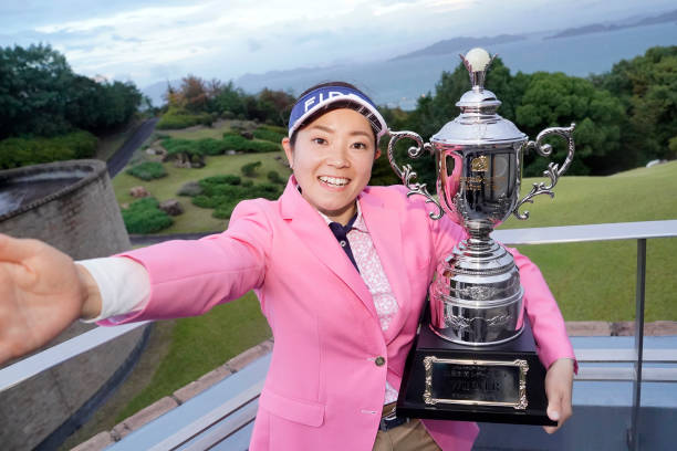 JPN: Sanyo Shimbun Ladies Cup - Final Round