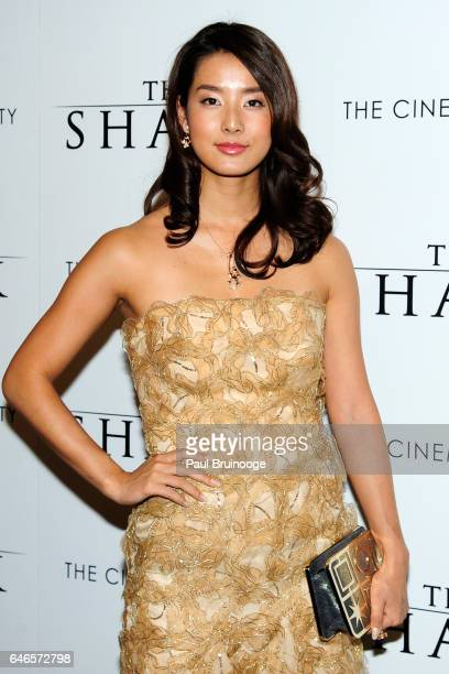 Sumire Matsubara attends Lionsgate Hosts the World Premiere of 'The Shack' at The Museum of Modern Art on February 28 2017 in New York City