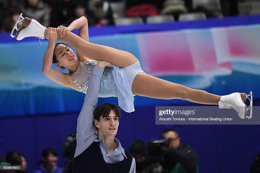 ISU Grand Prix of Figure Skating NHK Trophy Sapporo - Day 2