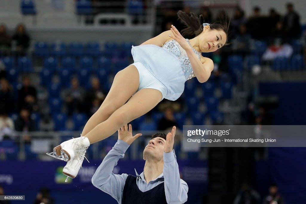 ISU Four Continents Figure Skating Championships - Gangneung - Day 3