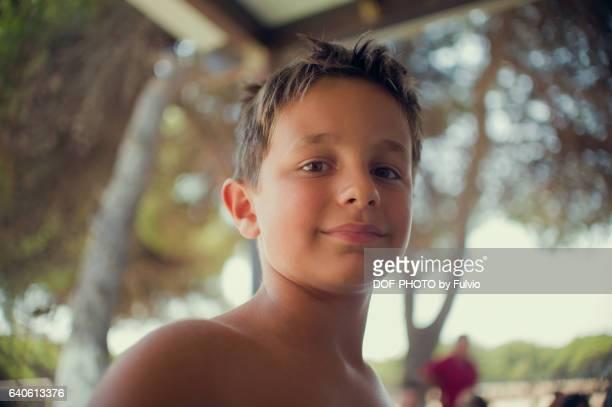 summer 2015 wide - bambina nuda foto e immagini stock