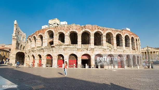 Estate a Verona, Italia