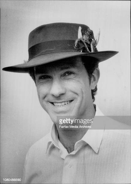 Summer Agenda Richard Morecroft Richard Morecroft ABC 'My favourite bush hat It's an Akubra and it's now about five years old It would be a mild...