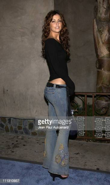 """Summer Altice during Playboy's """"Chromiumblue.com"""" Launch Party at Las Palmas in Hollywood, California, United States."""