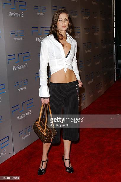 Summer Altice during Playstation 2 E3 Party Playa Del Playstation Arrivals at Viceroy Hotel in Santa Monica CA United States
