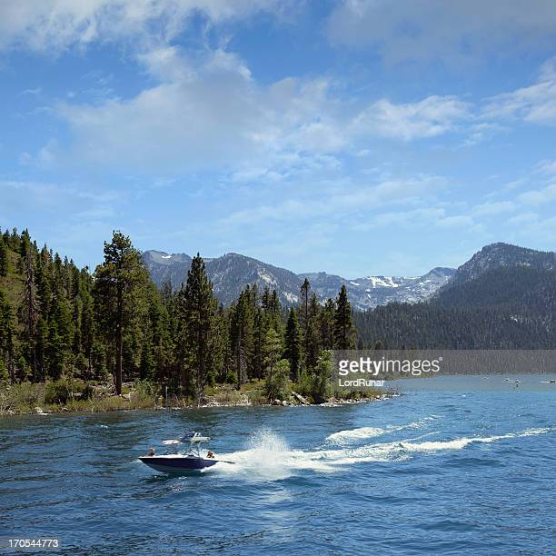 Sommer in Lake Tahoe