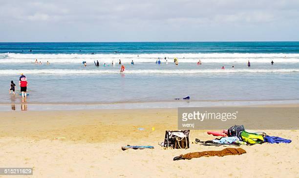 Summer at Lorne Beach
