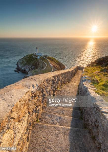 Summer at South Stack Lighthouse