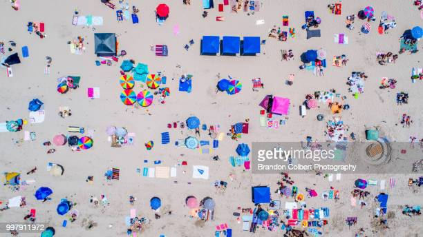 summer beach holiday - national holiday stock pictures, royalty-free photos & images