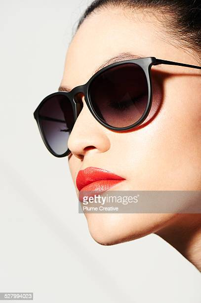 summer beauty - sunglasses stock pictures, royalty-free photos & images