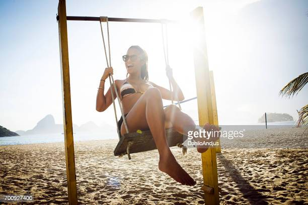 summer can begin - brazil stock pictures, royalty-free photos & images