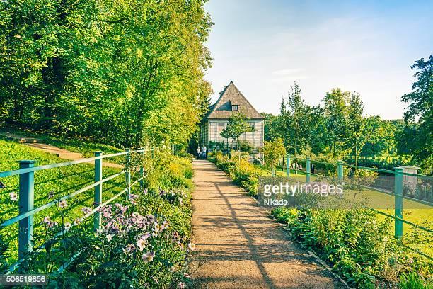 Sommer cottage in Weimar, Deutschland