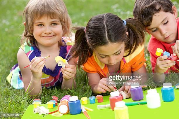 Summer creative activity