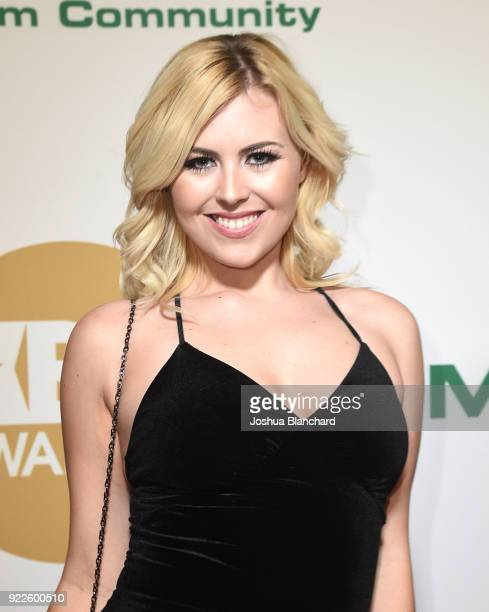 Summer Day attends the 2018 XBIZ Awards on January 18 2018 in Los Angeles California