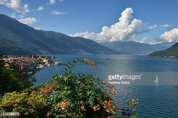 A Summer Day on Lake Maggiore