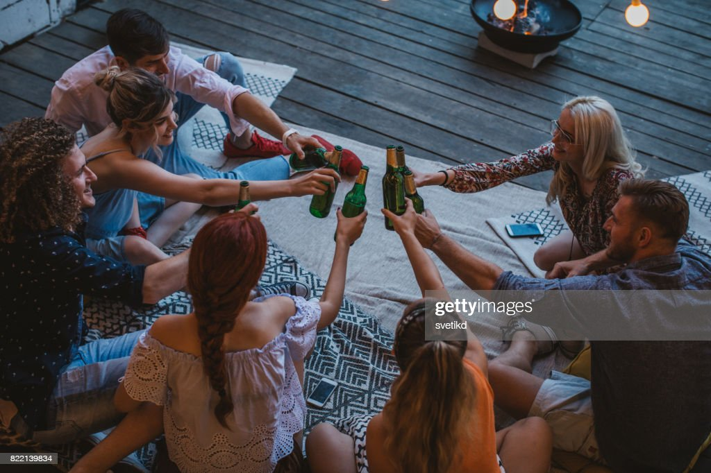Summer days : Stock Photo