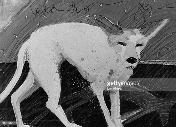 JUL 28 1982 AUG 1 1982 Summer Dog Days Sebastian Moore Gallery Celebrates fourlegged friends with its offbeat Dog and Pony show of whimsical...