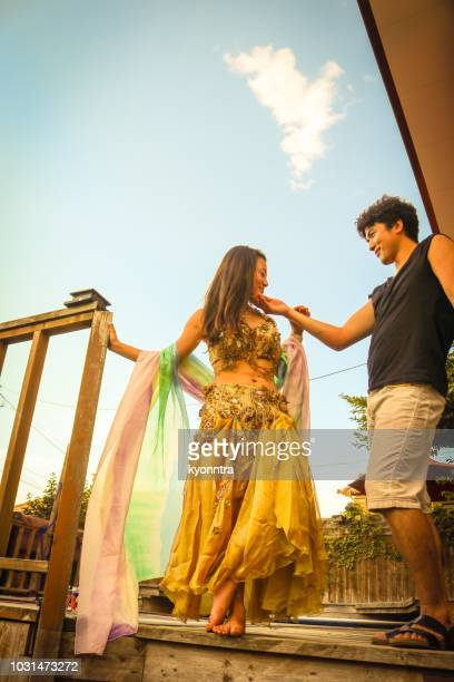 summer engagement - kyonntra stock pictures, royalty-free photos & images
