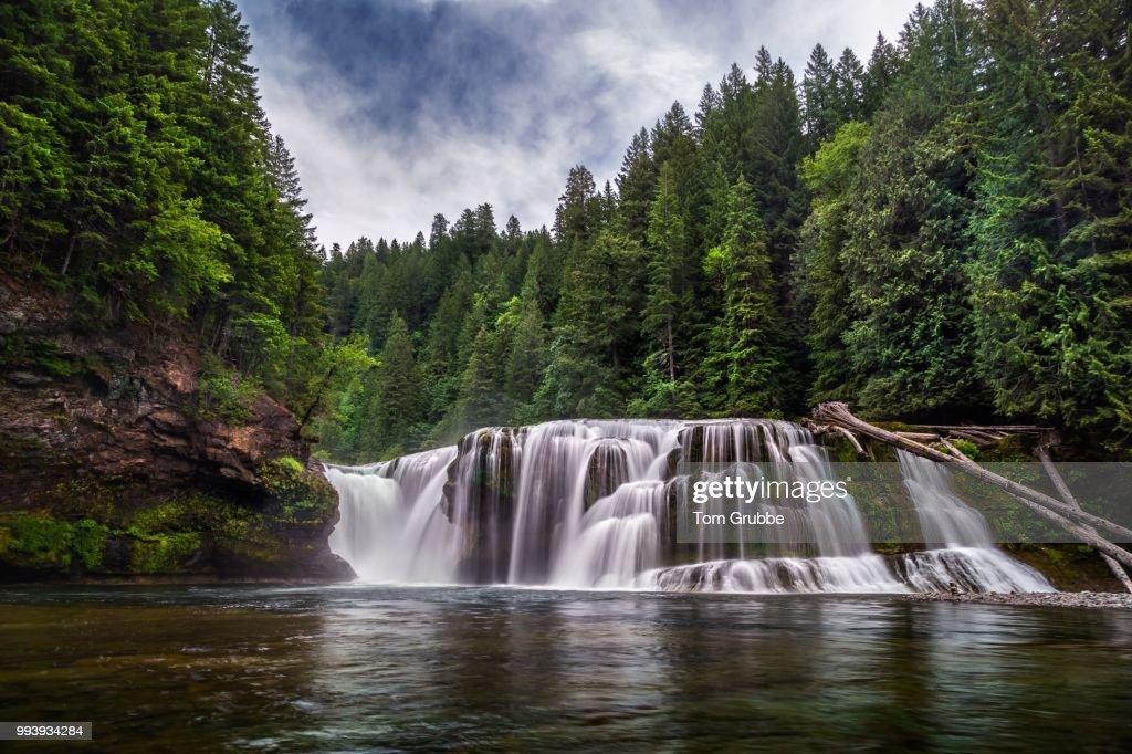 Summer Falls II : Stock Photo