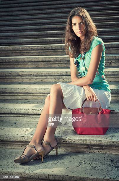 Summer Fashion, Spanish Steps (XXXL)