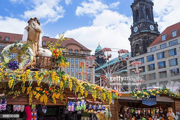 A summer festival in Germany.