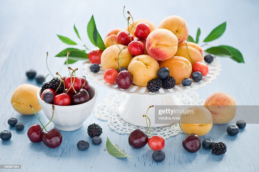 Summer fruit : Stock Photo