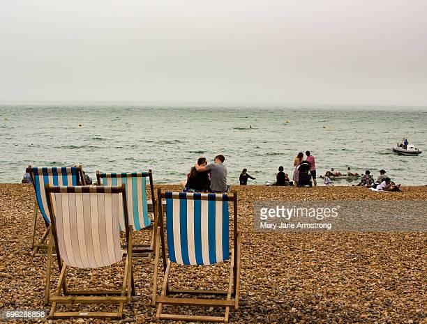 Summer Fun at Brighton Beach