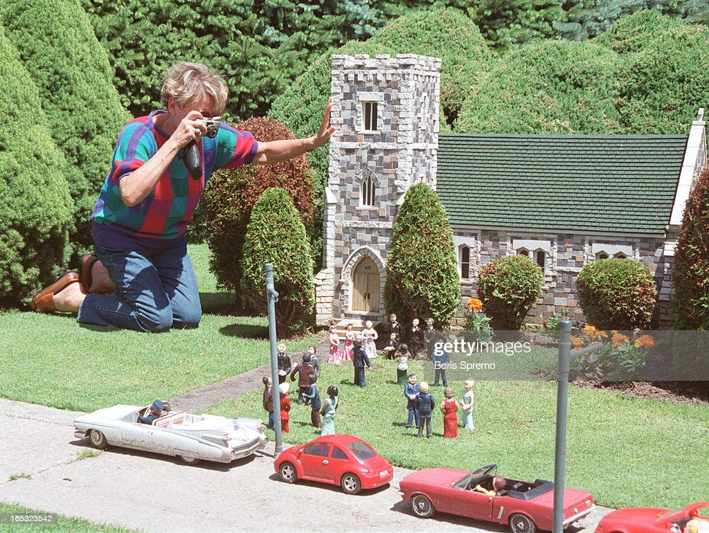 Summer fun at Cullen Gardens and Miniature Village in Whitby,Ont.Tihana Skrinjarich-Gavrin coreograp : News Photo