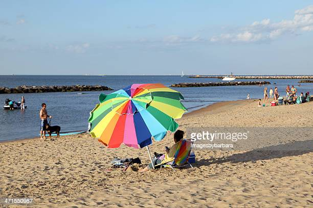 summer fun - chesapeake bay stock pictures, royalty-free photos & images