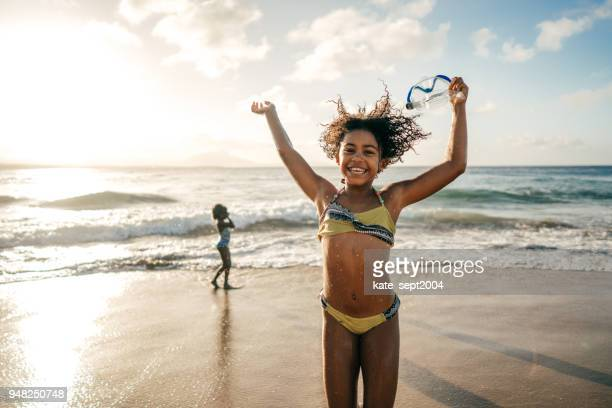 summer fun - antilles stock pictures, royalty-free photos & images