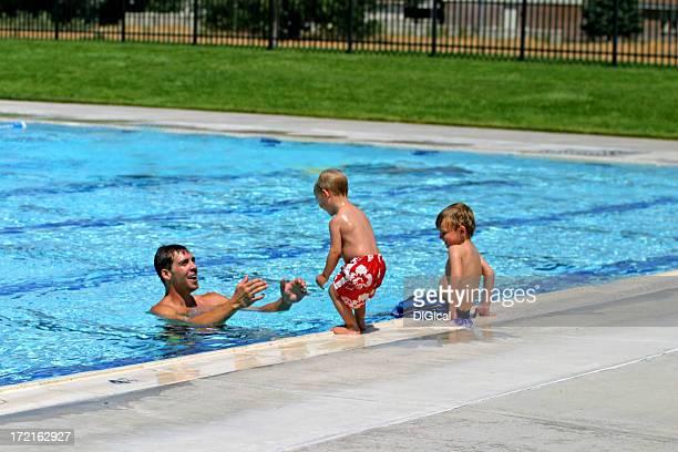 Summer Fun - Swimming