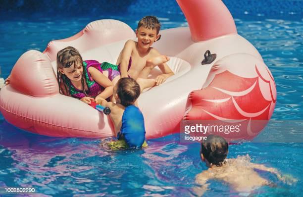 Summer fun vacations