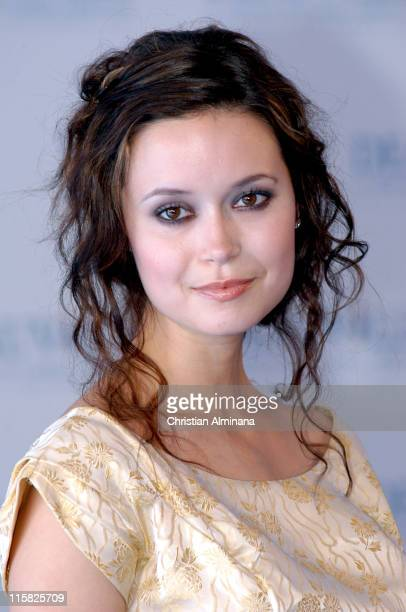 Summer Glau during 31st American Film Festival of Deauville 'Serenity' Photocall at CID in Deauville France