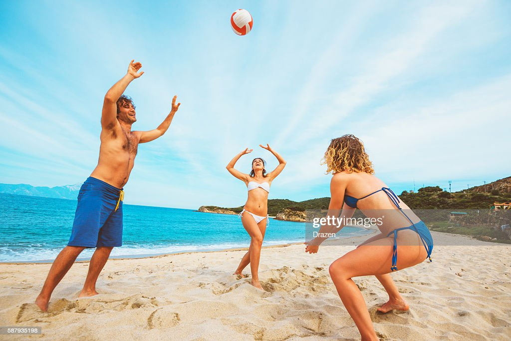 Summer holiday in Greece : Stock Photo