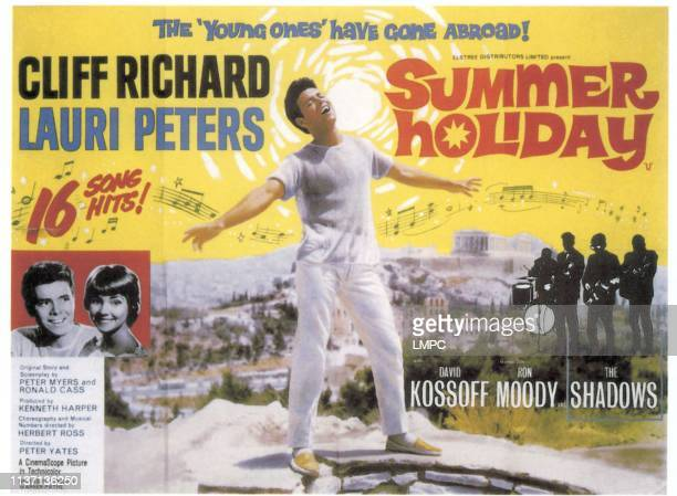 Cliff Richard Lauri Peters Cliif Richard The Shadows 1963