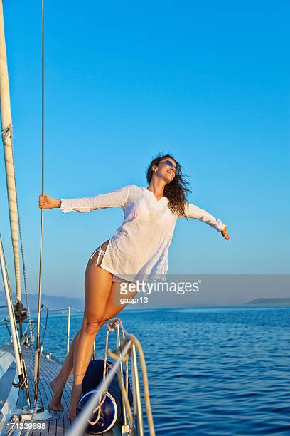 summer holidays - passenger craft stock pictures, royalty-free photos & images