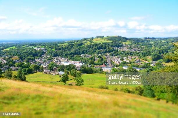 summer in cheshire - macclesfield stock pictures, royalty-free photos & images