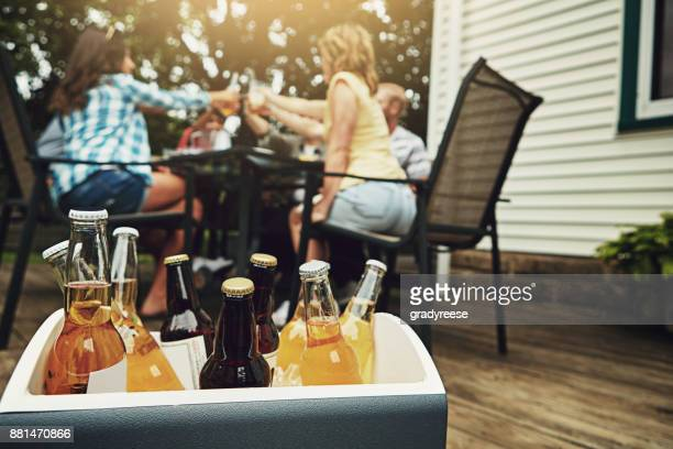 summer is in session - esky stock photos and pictures