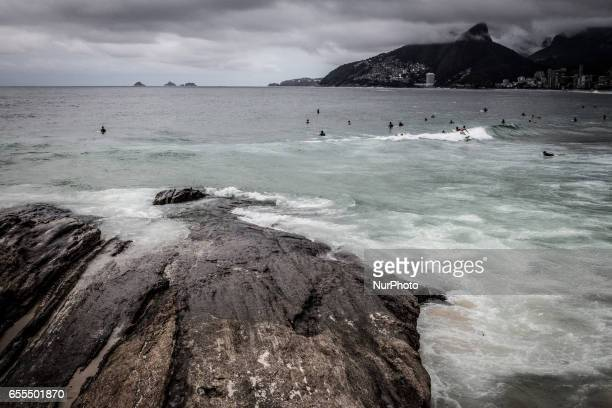 Summer is over in the southern hemisphere Autumn begins on Monday In Rio de Janeiro Brazil temperatures fell sharply in recent days and the weather...