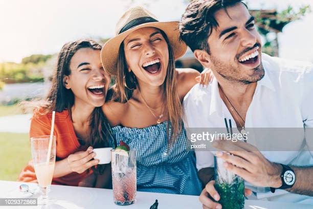 summer joy - upper class stock pictures, royalty-free photos & images