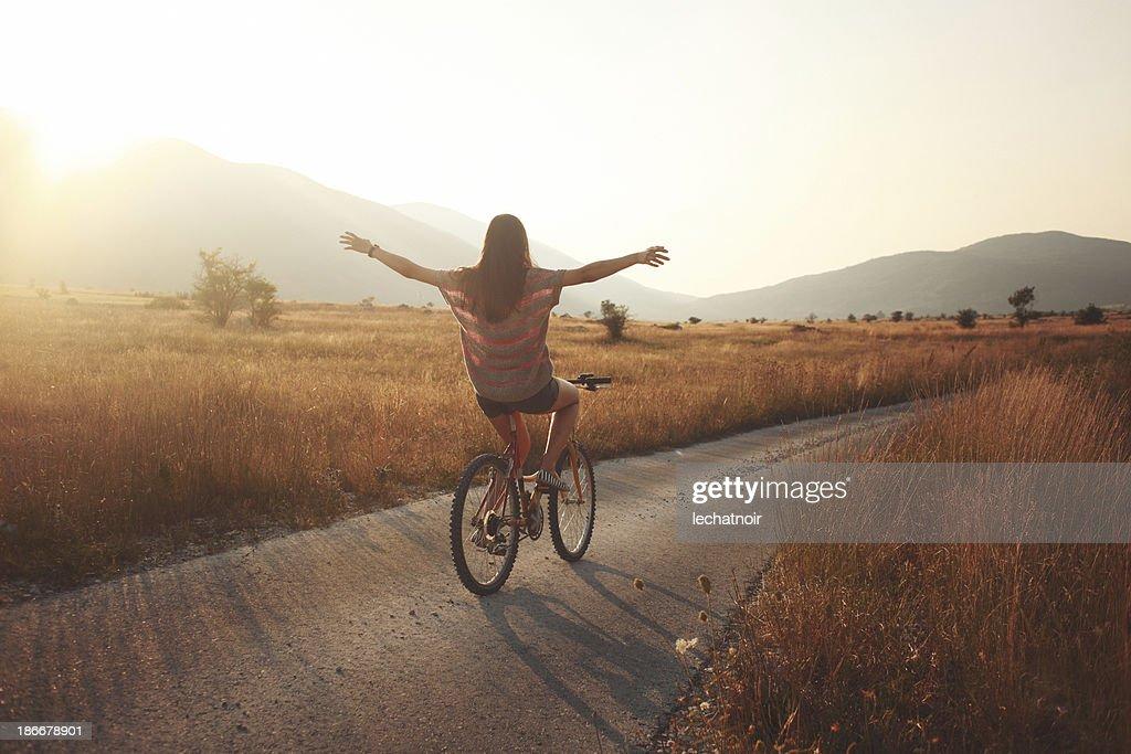 summer joyride : Stock Photo