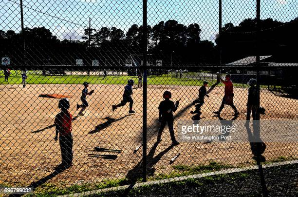 Summer League Youth Baseball is underway in Prosperity South Carolina The town was originally founded as Frog Level A Washington PostKaiser Family...