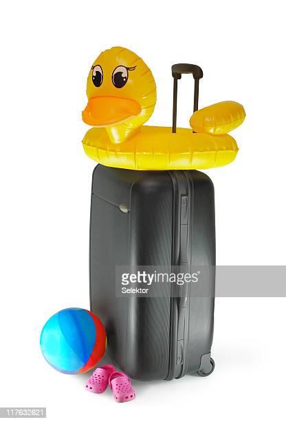 Summer luggage