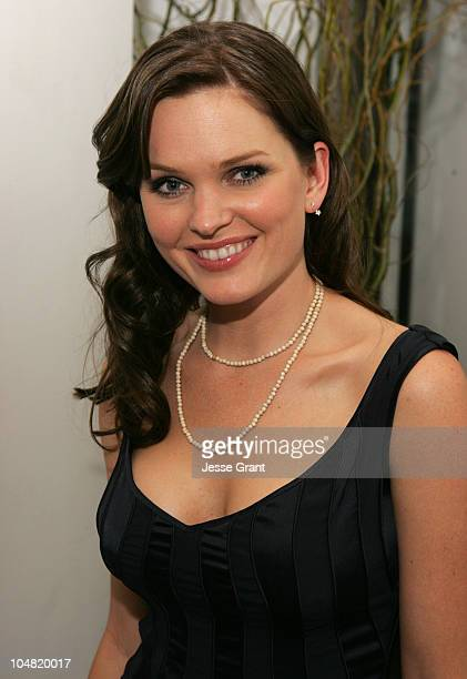 Summer Mabrey during 2005 Toronto Film Festival HD Net Films Party at Premiere Lounge at Club Monaco in Toronto Canada