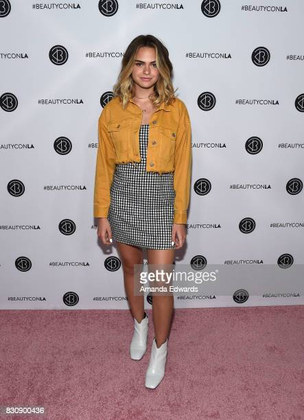 ebb5d5f55b1d Summer Mckeen attends the 5th Annual Beautycon Festival Los Angeles at the Los  Angeles Convention Center